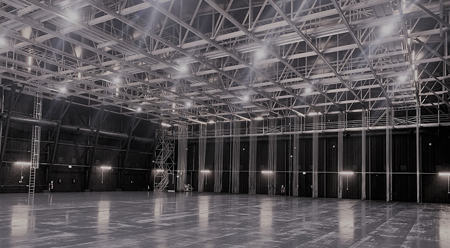 sound-stage-construction